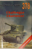 WW2 British Challenger Charioteer Tank Power 378 V.CXXIII Polish Reference Book
