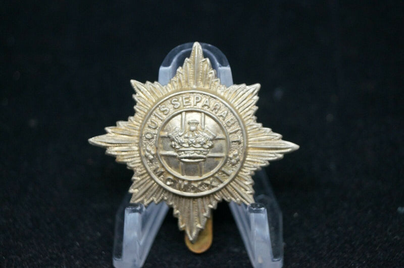 WW2 Era British 4th/7th Royal Dragoon Guards Cap Badge