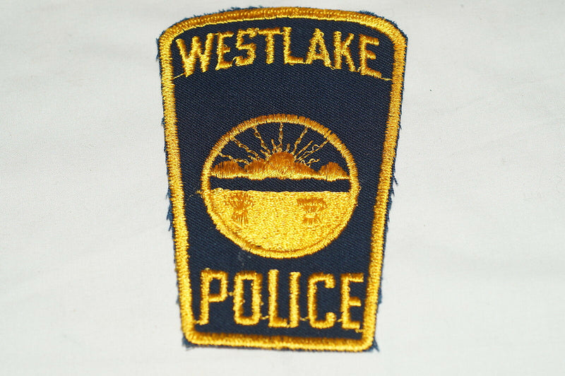 US Westlake Ohio Police Patch