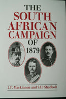 Britain South Africa The South African Campaign Of !879  Reference Book