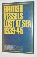 WW2 British RN British Vessels Lost At Sea 1939-45 Reference Book