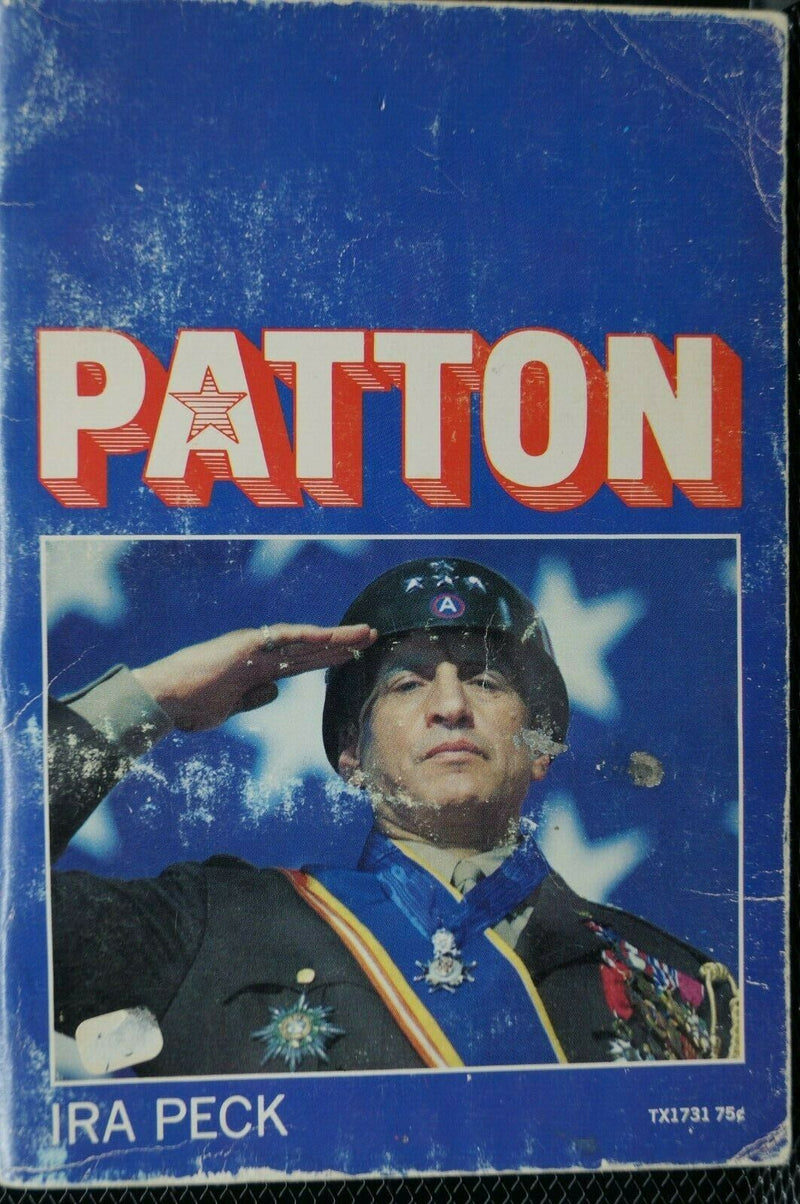WW2 US Army Patton  Reference Book