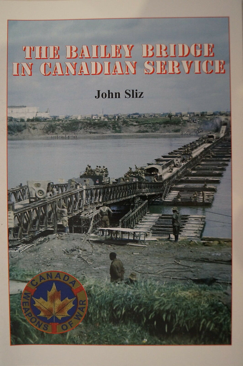 WW2 Canadian Service Bailey Bridge Royal Canadian Engineers RCE Reference Book