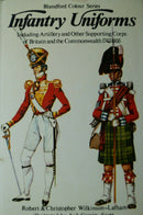 Military Uniforms Britain Infantry Uniforms  Reference Book