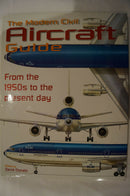 Modern Civil Aircraft Guide From 1950s to Present Day Reference Book