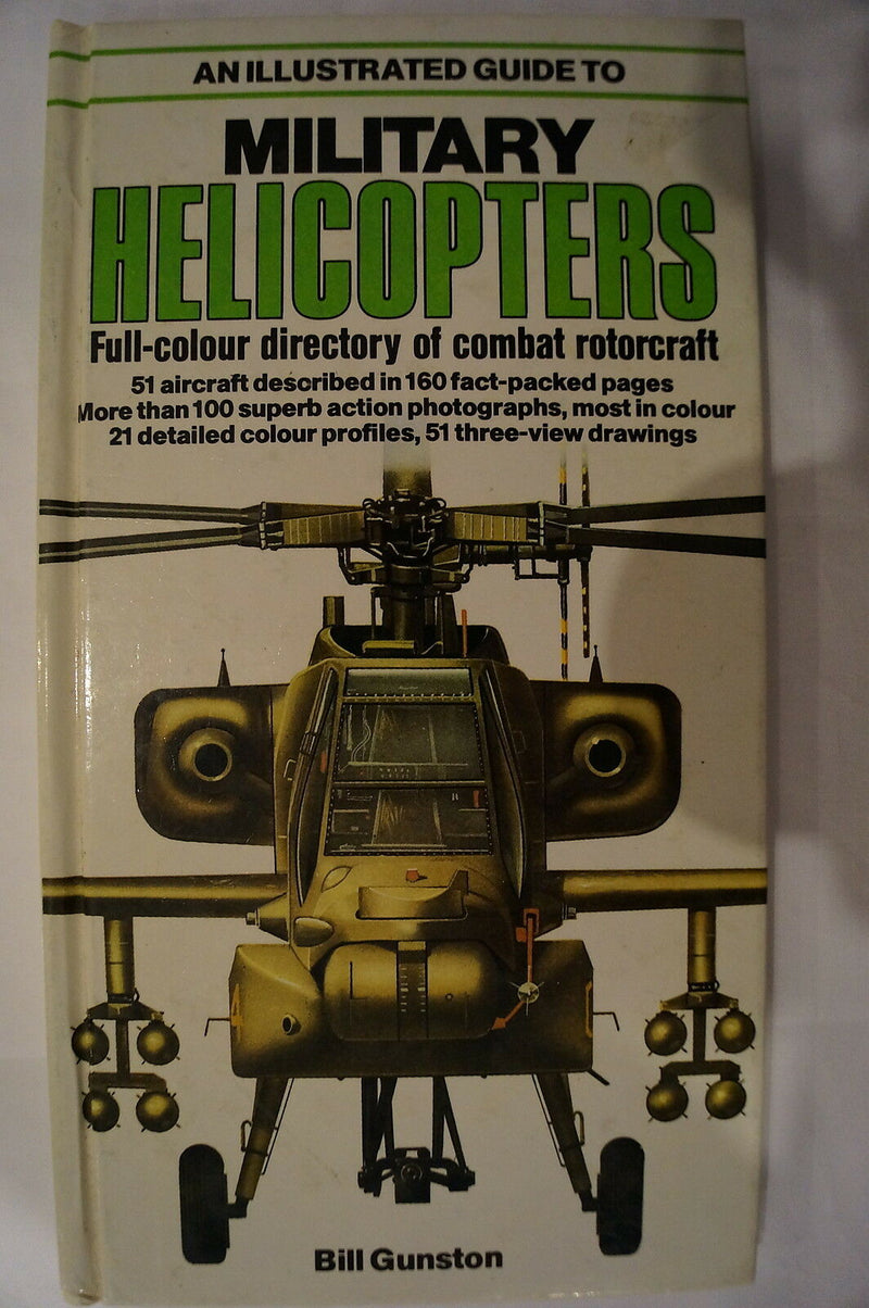 US British French German Military Helicopters Combat Rotocraft Reference Book
