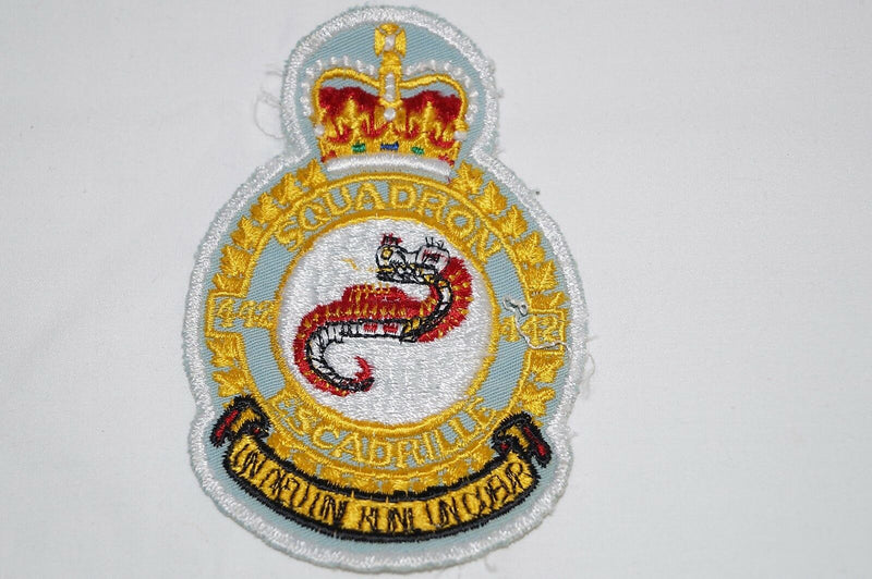 Canadian Forces RCAF Vintage 442 Squadron Patch