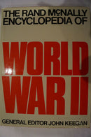 Rand McNally Encyclopedia of World War II WW2 Reference Book