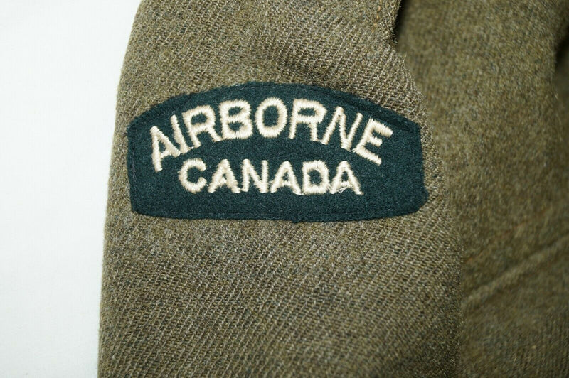 WW2 Canadian Airborne Canada Lance Corporal Battle Dress Jacket