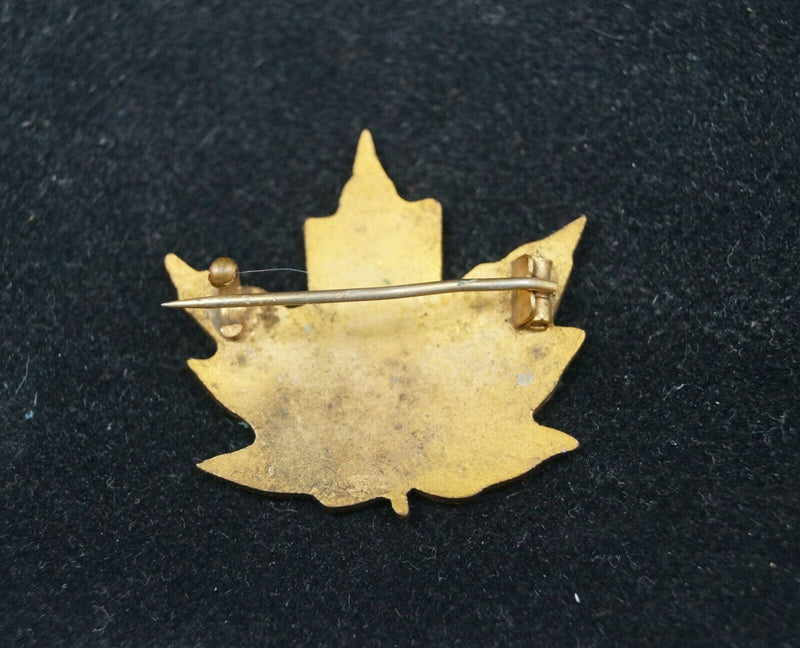 WW1 Canadian 74th Battalion CEF Sweetheart Pin Badge
