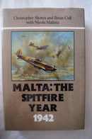 WW2 British RAF Malta The Spitfire Year 1942 Reference Book