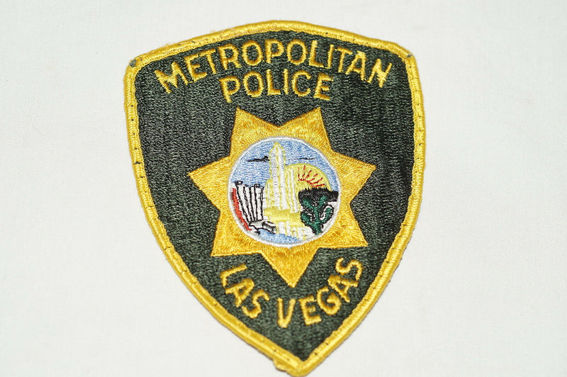 US Las Vegas Nevada Metropolitan Police Patch 2