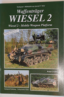 Waffentrager Wiesel 2 Mobile Weapon Platform Tankograd Reference Book