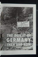 WW2 German The Defeat Of Germany Then And Now After The Battle Reference Book