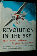 Aviation US Revolution In The Sky Reference Book