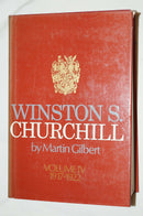 Inter War British Winston S Churchill Vol 4 1917-1922 Reference Book