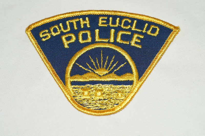 US South Euclid Ohio Police Patch
