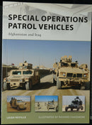 US Special Operations Patrol Vehicles Afghanistan And Iraq Osprey Reference Book