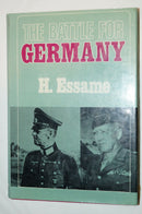 WW2 German The Battle For Germany Reference Book