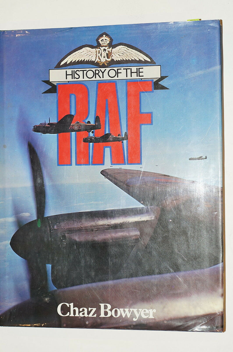British History of the RAF Reference Book