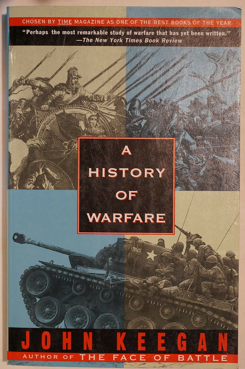 A History Of Warfare Analysis of Centuries Of Conflict Reference Book