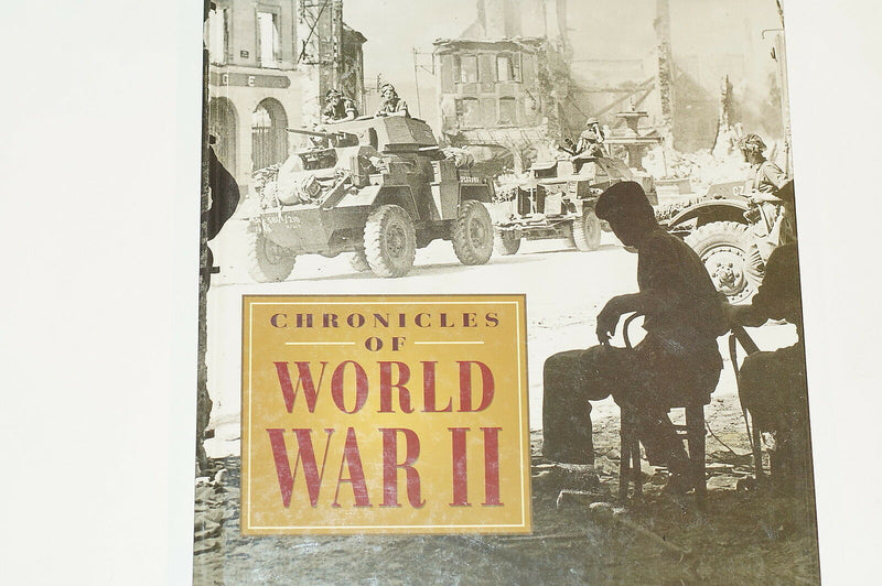 Chronicles of World War II Reference Book