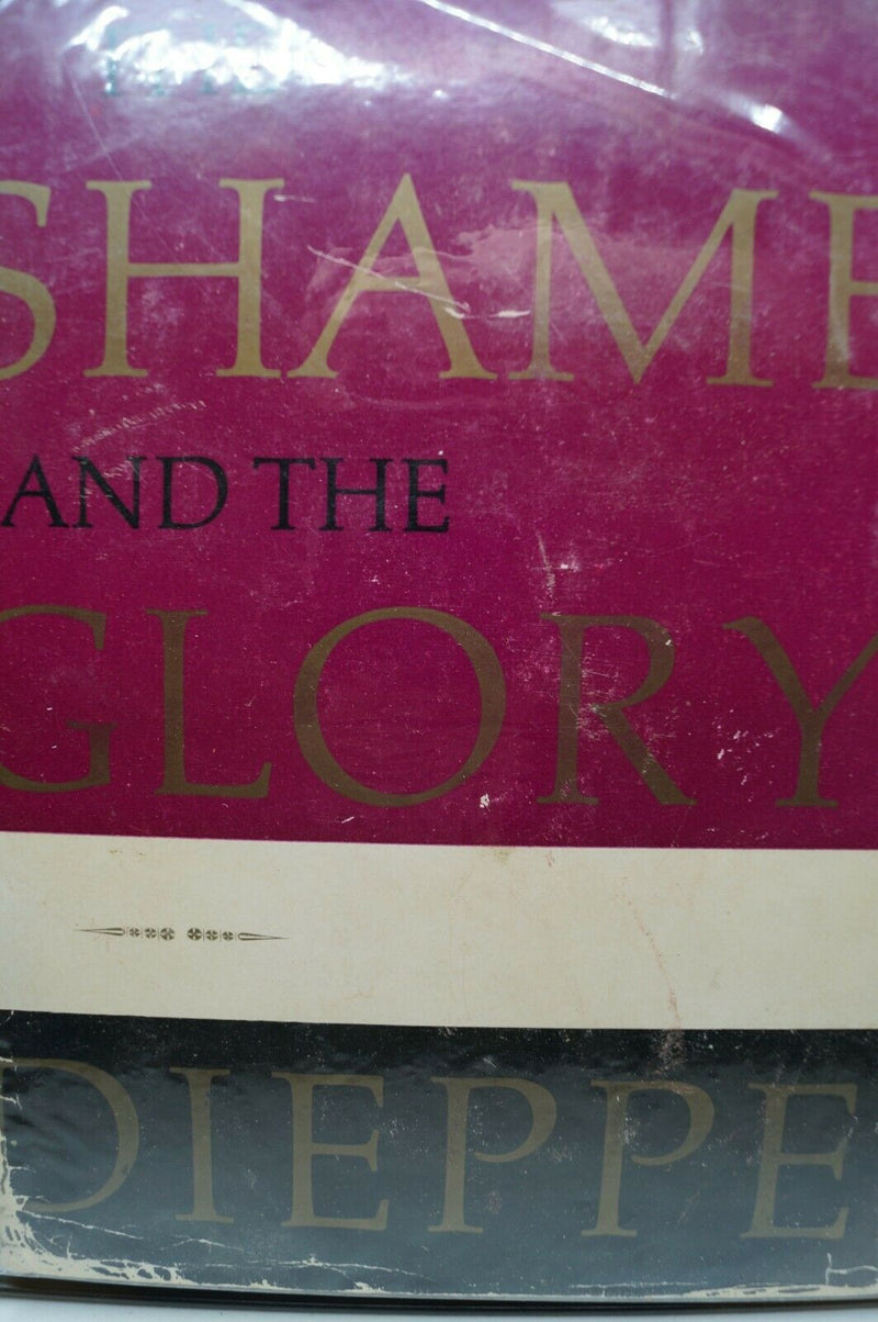 WW2 Britain Canada The Shame And The Glory Dieppe Reference Book