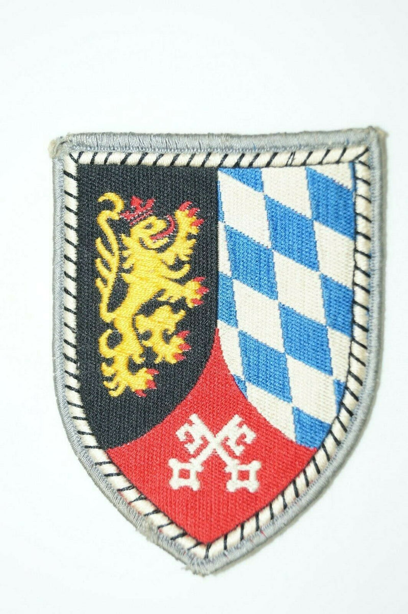 Cold War West German Brigade Division Sleeve Patch 35