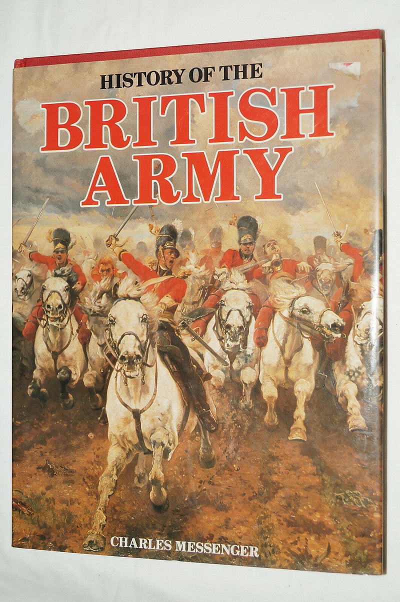 Peninsula Wars WW1 WW2 British History Of The British Army Reference Book