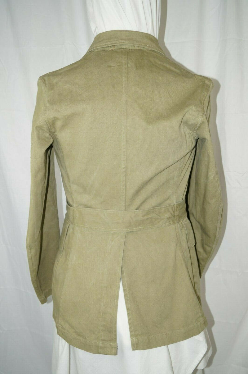 WW2 Canadian Tropical Summer Dress Jacket 1943 Dated