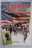 WW2 US Veteran Recall Reference Book