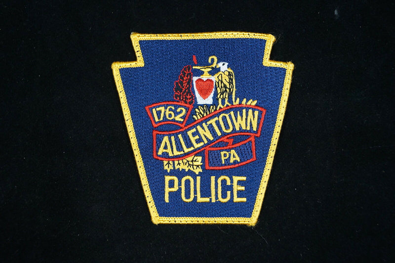 US 1762 Allentown Pennsylvania Police Patch