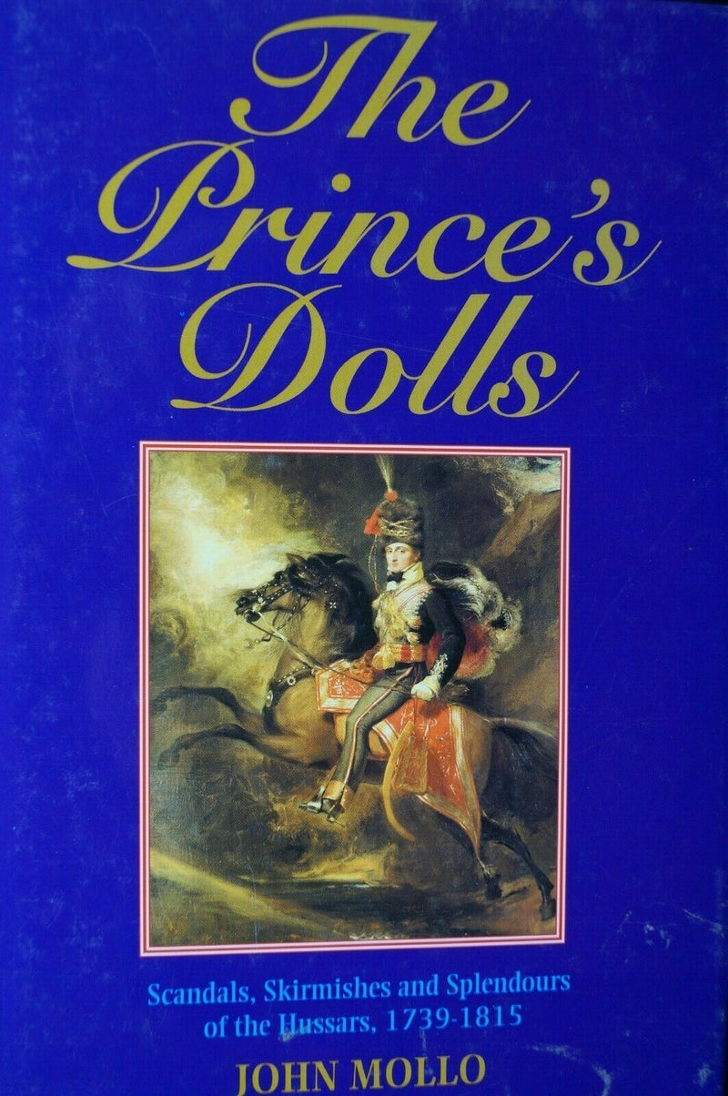 Napoleonic Wars Britain The Princes Dolls Reference Book