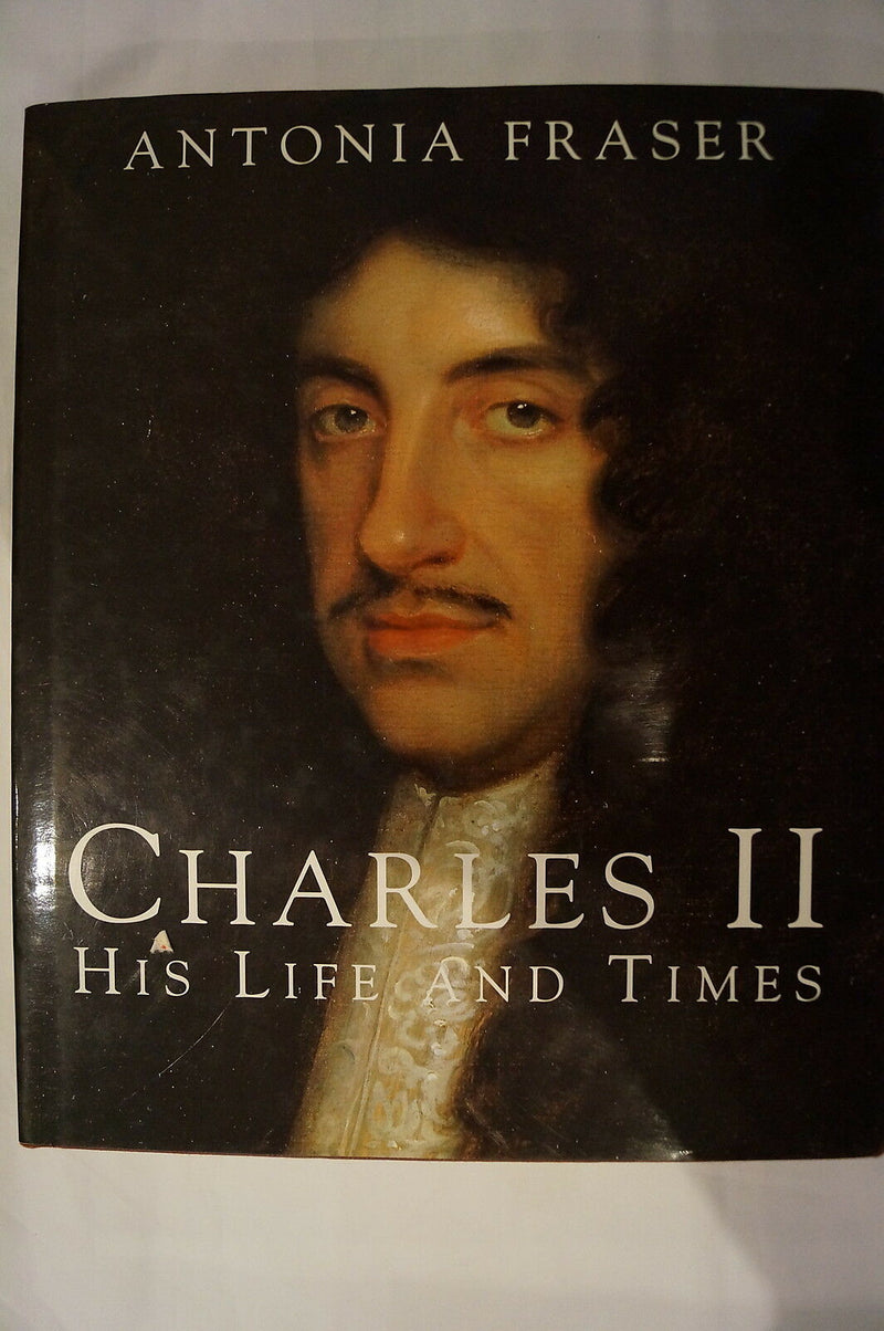 King Charles II 2nd His Life And Times Biography Reference Book
