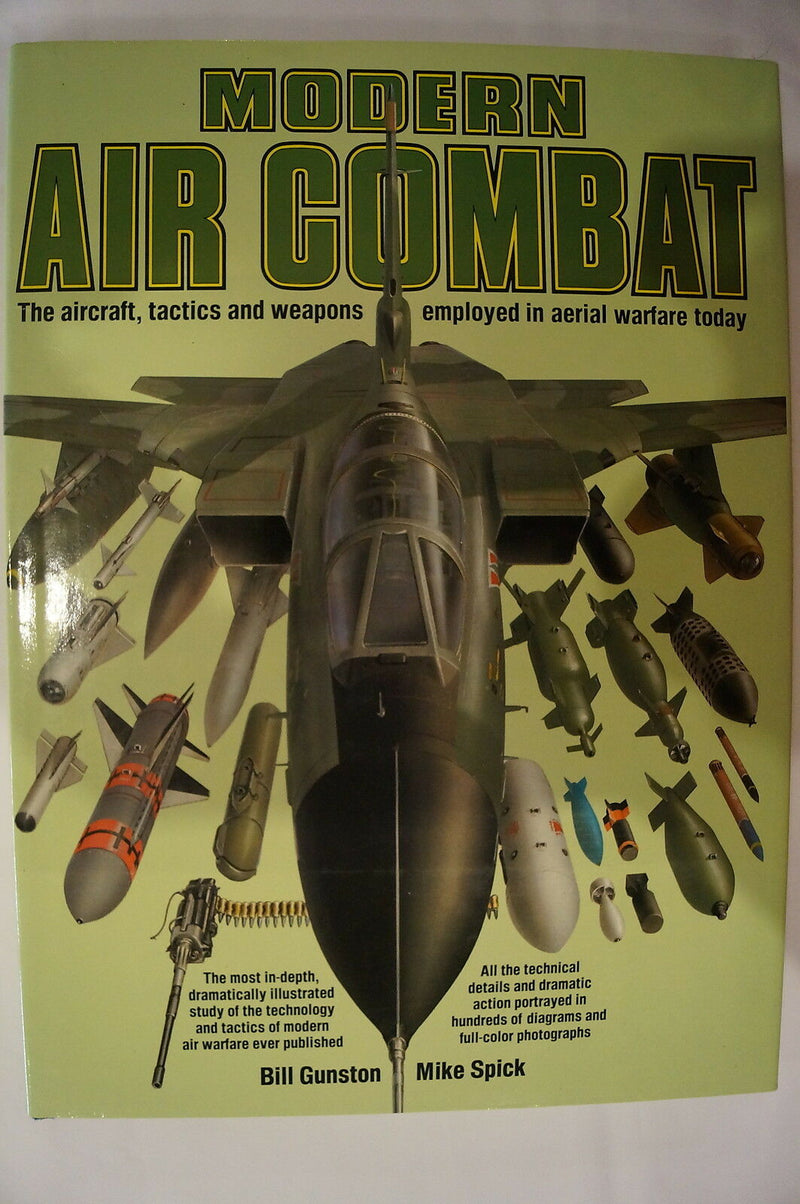 US British German Russian Modern Air Combat Aerial Warfare Reference Book