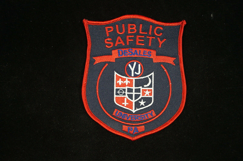 US DeSales University Public Safety Pennsylvania Police Patch