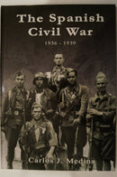 Spanish Civil War 1936-1939 Spain Reference Book