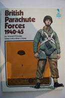 WW2 British Parachute Forces 1940-45 Reference Book