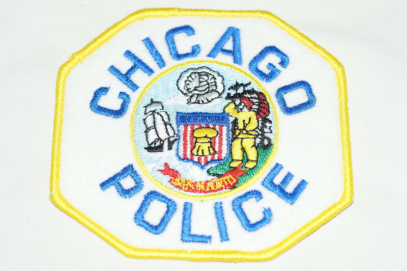 US Chicago Illinois Police Patch 1