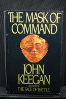 US British Generals Mask Of Command Pre WW1-VIetnam Reference Book