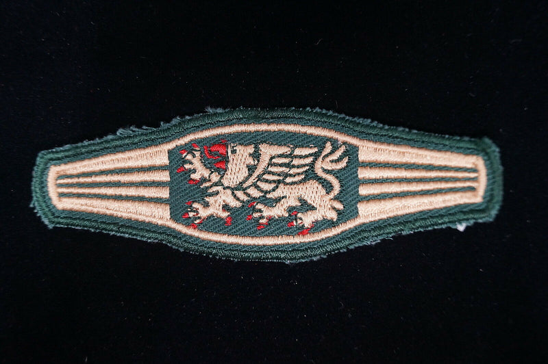 German State Police Pilots Cloth Wings Police Patch
