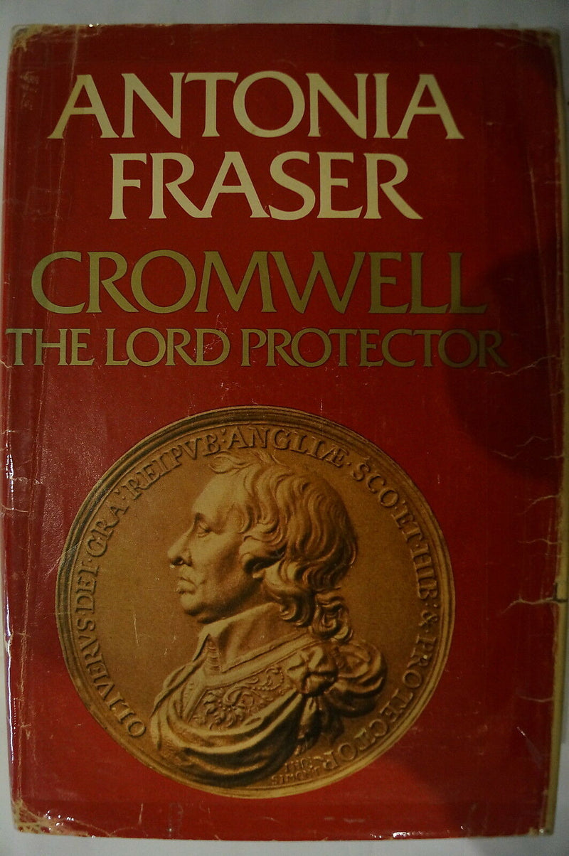 British Cromwell The Lord Protector Biography Reference Book
