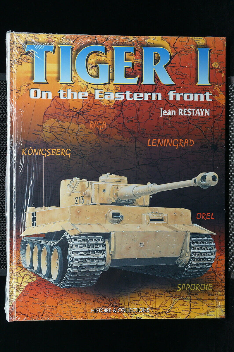WW2 German Tiger 1 On The Eastern Front Reference Book