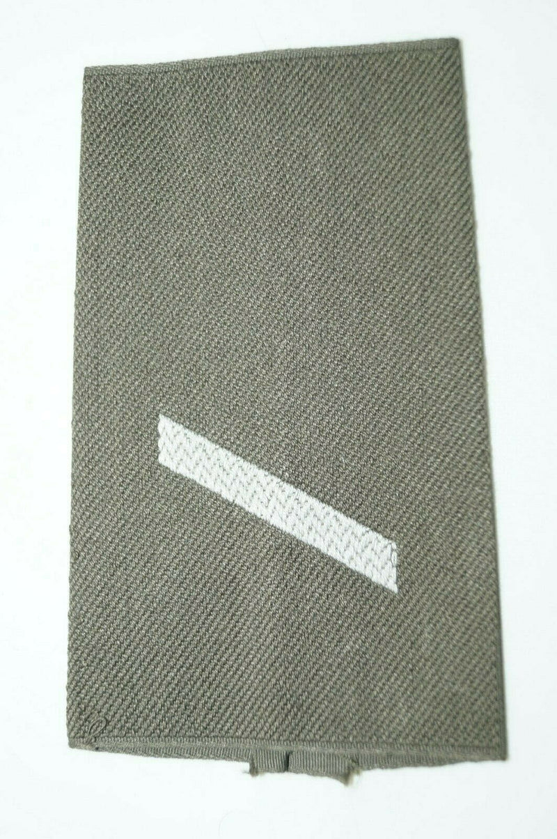 Cold War West German Slip On Rank Insignia 5