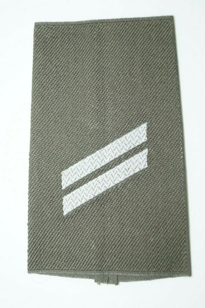 Cold War West German Slip On Rank Insignia 7