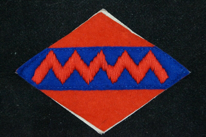 WW2 First Canadian Army Artillery RCA 1st AGRA Formation Patch