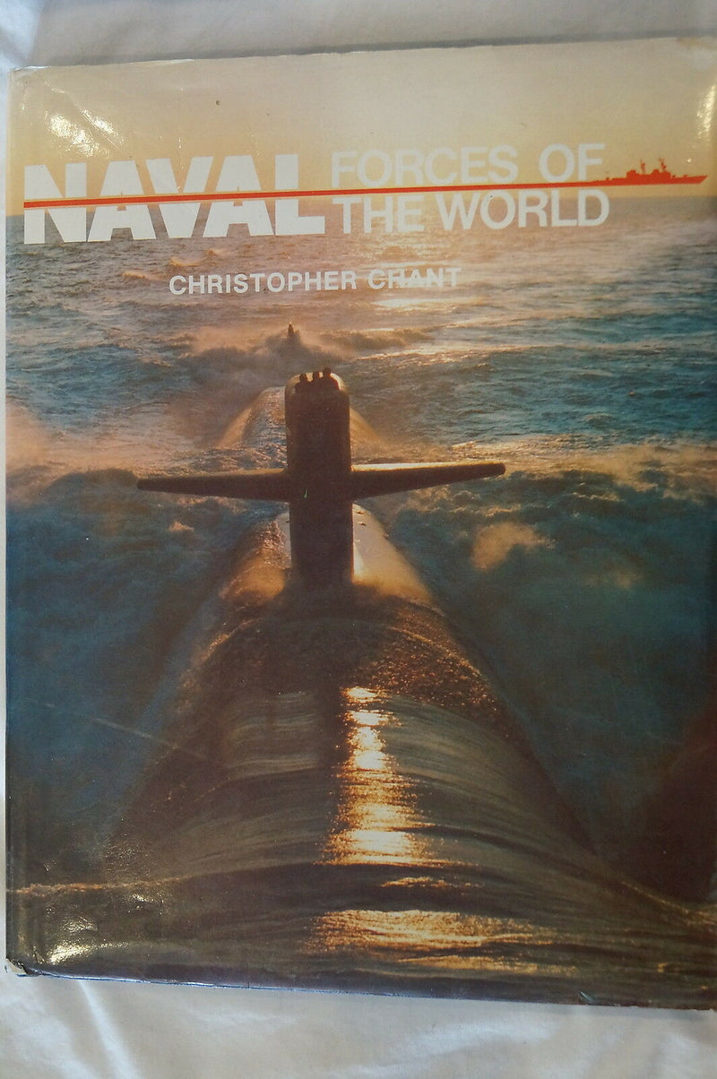 Naval Forces Of The World US British Royal Navy USSR Soviet Reference Book
