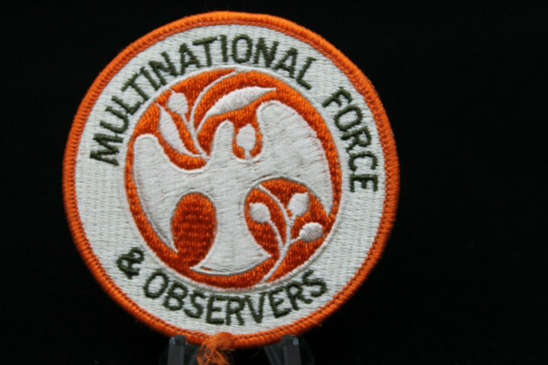 Multinational Force and Observers Sinai Patch