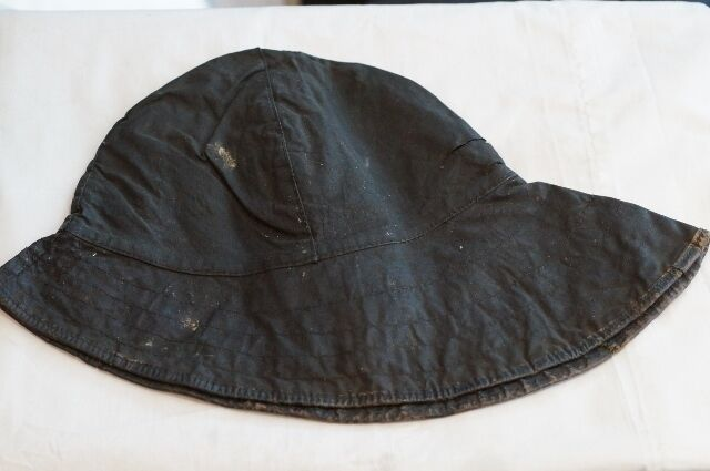 WW2 Canadian British RCN RN Slicker Navy Hat