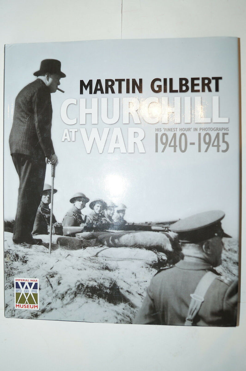 WW2 British Chruchill at War 1940-1945 Reference Book